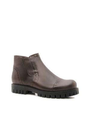 Ботинки BELWEST. Цвет: темно-коричневый