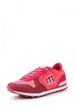 Кроссовки MTNG. Цвет: красный