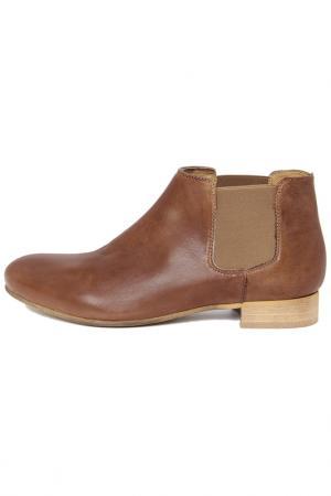 Boots PAOLA FERRI. Цвет: brown