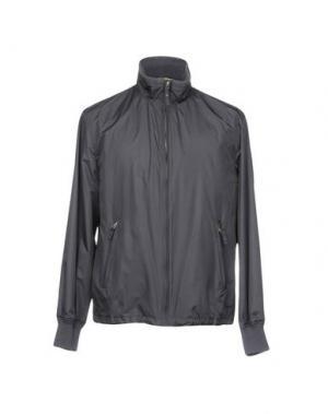 Куртка FAÇONNABLE. Цвет: свинцово-серый