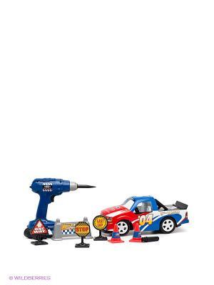 Игровой набор Конструктор ford Winner Toys. Цвет: синий, белый