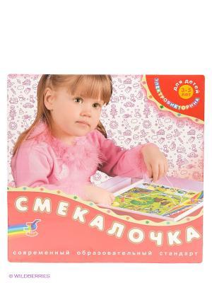 Электровикторина Смекалочка Дрофа-Медиа. Цвет: желтый, бледно-розовый, розовый