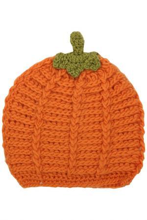 Шапочка DOOMAGIC. Цвет: оранжевый