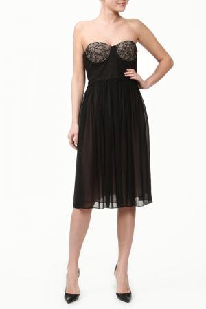 Платье CAMILLA AND MARC. Цвет: черный