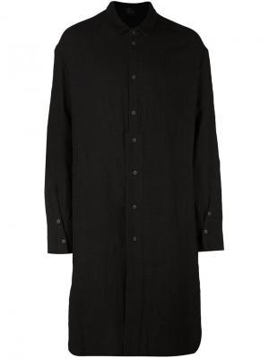Рубашка свободного кроя Lost & Found Ria Dunn. Цвет: чёрный