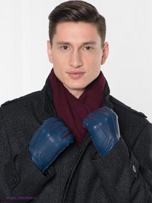 Перчатки Michel Katana. Цвет: синий, фиолетовый