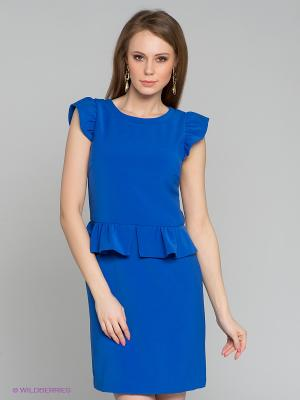 Платье Camelot. Цвет: синий