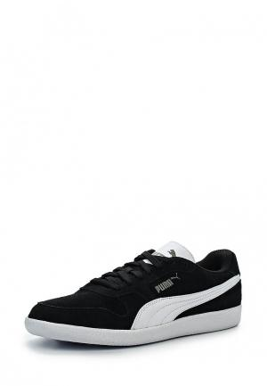 Кеды Puma. Цвет: черный