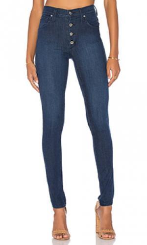 Узкие джинсы James Jeans. Цвет: none