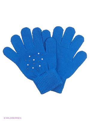 Перчатки PlayToday. Цвет: синий