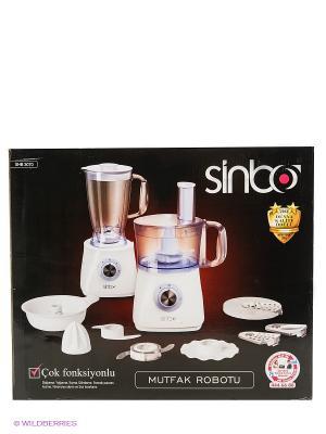 Кухонный комбайн Sinbo SHB 3070 700Вт. Цвет: белый