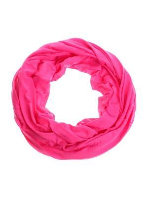 Снуд Gusachi. Цвет: розовый