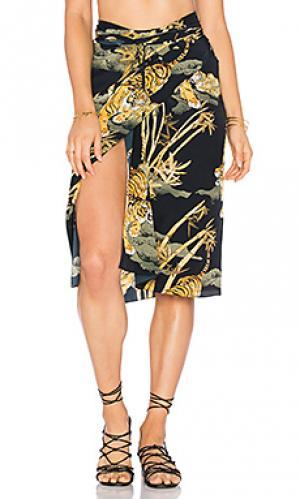 Knot sarong Lenny Niemeyer. Цвет: черный
