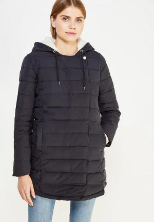 Куртка утепленная Roxy. Цвет: хаки
