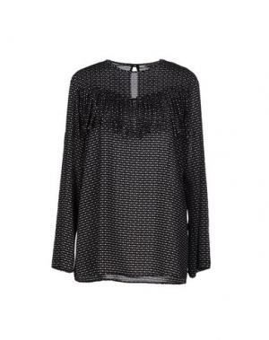 Блузка TROU AUX BICHES. Цвет: черный