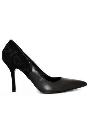 Туфли Byblos. Цвет: черный
