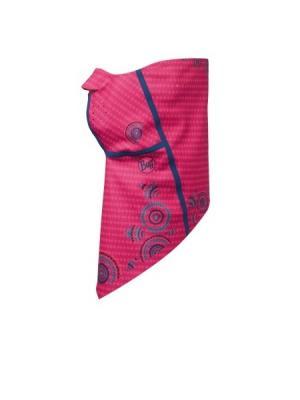 Бандана BUFF 2016-17 WINDPROOF BANDANA LASTAT PINK CERISSE L/XL (б/р:One Size). Цвет: фуксия, розовый