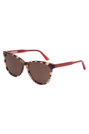 Солнцезащитные очки Bottega Veneta. Цвет: 004
