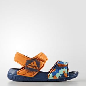 Сандалии AltaSwim  Performance adidas. Цвет: оранжевый