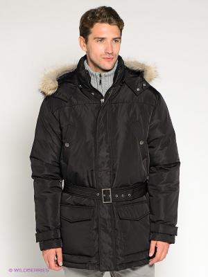 Куртки Al Franco. Цвет: черный