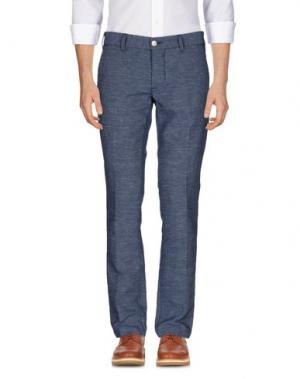 Повседневные брюки GUYA G.. Цвет: синий