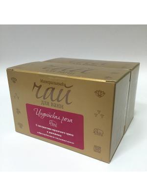Чай для Ванн минеральный Индийская роза УСПОКАИВАЮЩИЙ, 2 шт Spa Travel. Цвет: прозрачный