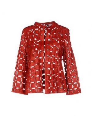 Пиджак CABAN ROMANTIC. Цвет: красный