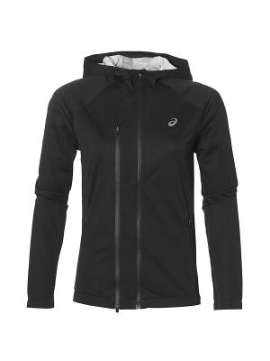 Куртка ACCELERATE JACKET ASICS. Цвет: черный