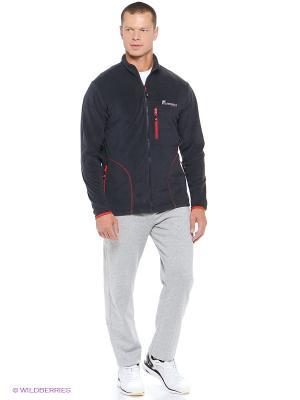 Куртка Саммер V2 Nova tour. Цвет: антрацитовый, темно-серый
