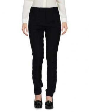 Повседневные брюки WEILI ZHENG. Цвет: черный
