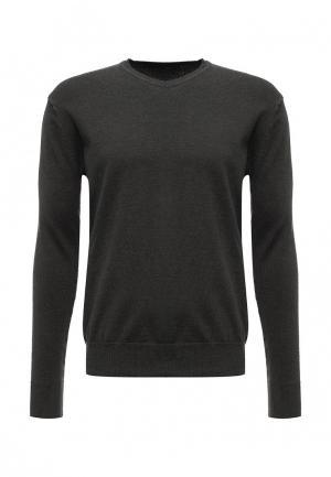 Пуловер Just Key. Цвет: хаки