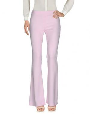 Повседневные брюки SPACE STYLE CONCEPT. Цвет: светло-розовый