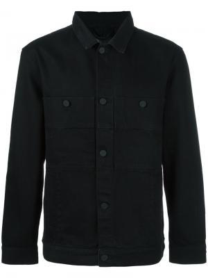 Куртка Guest Études. Цвет: чёрный