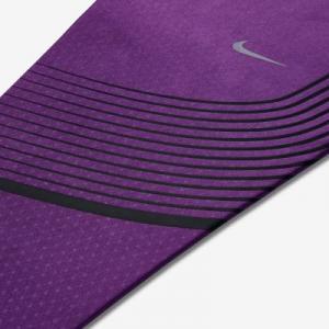 Женские капри для бега  Power Speed Nike. Цвет: пурпурный