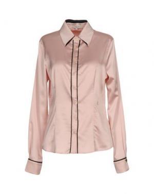 Pубашка KORALLINE. Цвет: розовый