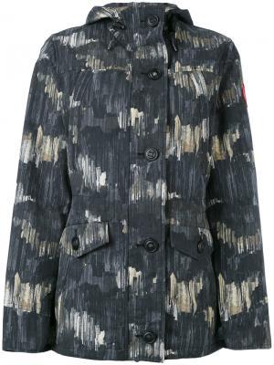 Куртка Reid Canada Goose. Цвет: чёрный