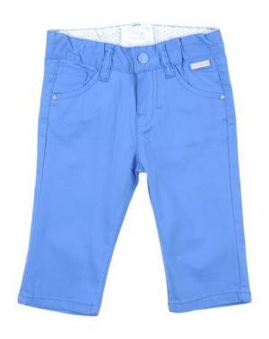 Повседневные брюки MAYORAL. Цвет: лазурный