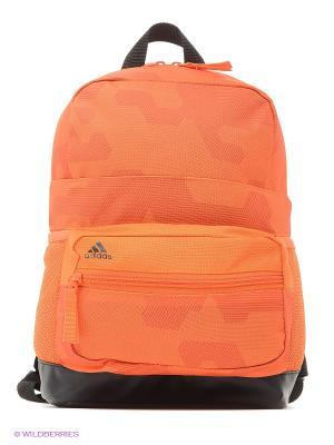Рюкзак Asbp Xs G2 adidas. Цвет: оранжевый