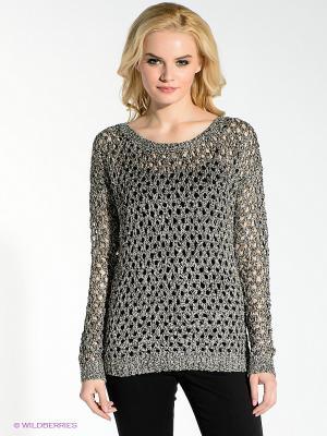 Джемпер Vero moda. Цвет: светло-серый, хаки, черный