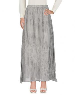 Длинная юбка ZUCCA. Цвет: черный