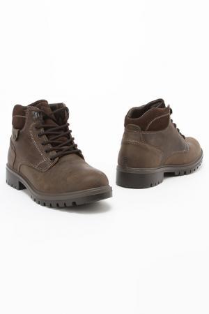 Ботинки IMAC. Цвет: коричневый