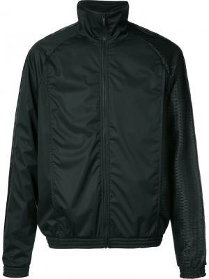 Куртка-ветровка на молнии Cottweiler. Цвет: чёрный
