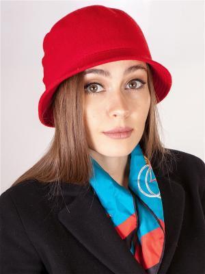 Шляпка LORICCI. Цвет: красный