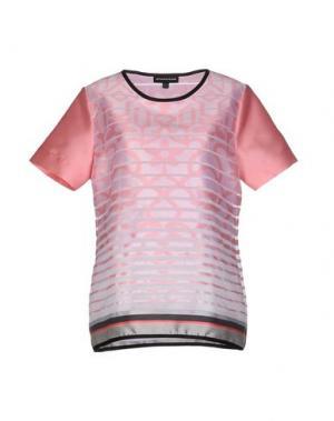 Блузка OSTWALD HELGASON. Цвет: розовый