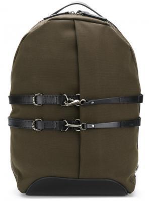 Рюкзак MS Sprint Mismo. Цвет: зелёный