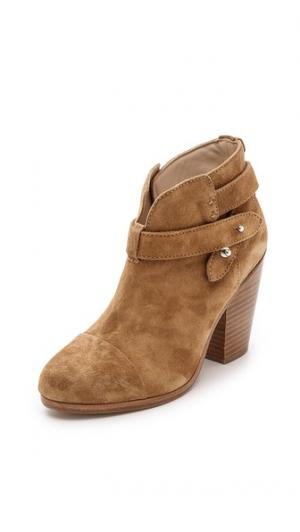Ботинки Harrow Rag & Bone. Цвет: лесной орех