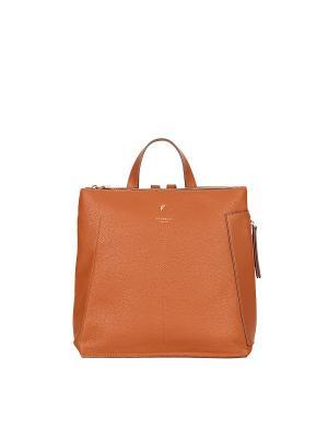 Рюкзак женский Fiorelli.. Цвет: светло-коричневый