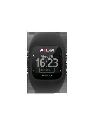 Часы-пульсометр Polar A300 черный Polar.. Цвет: черный