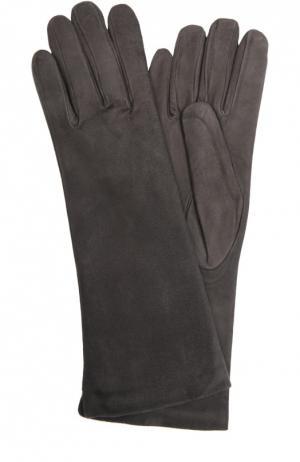 Перчатки Sermoneta Gloves. Цвет: темно-серый