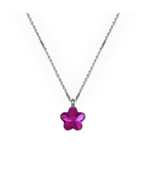 Ожерелье NAVELL. Цвет: малиновый